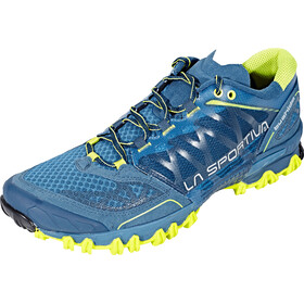 La Sportiva Bushido Running Shoes Men blue